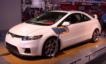 Sport Concept Civic Si