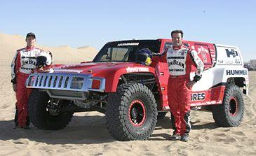 Hummin' Through the Desert