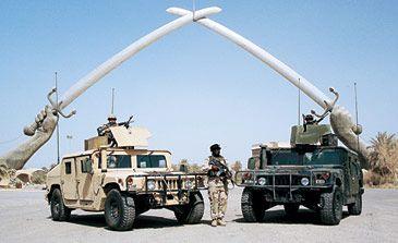 War Wagons - Circa 2005