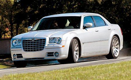 2006 10best Cars Best Full Size Sedan