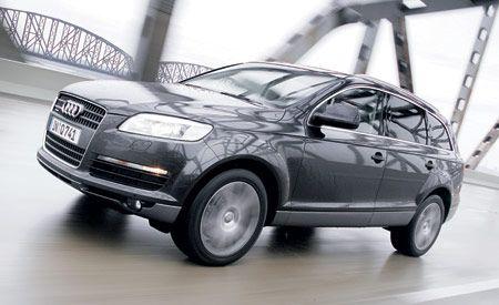 Audi Q Quattro First Drive Review Reviews Car And - Audi car 2007