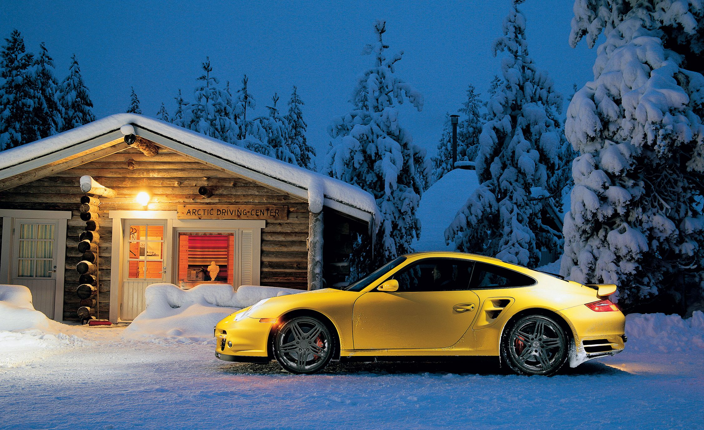 2007 Porsche 911 Turbo 997 First Drive Review Car And