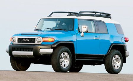 Toyota FJ Cruiser (2007) - picture 4 of 41