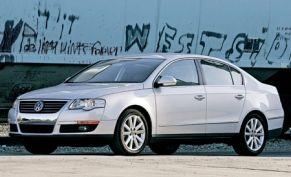 2007 Volkswagen Passat Drive Line Review