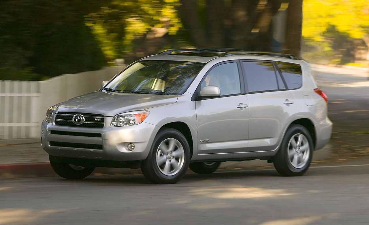 Toyota Rav4 Limited 4wd V6 – Road Test Car And Driver