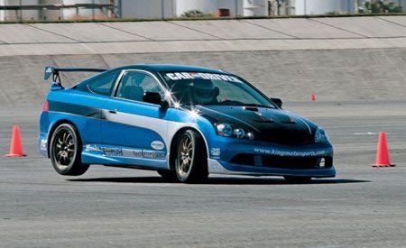 Acura RSX Challenge