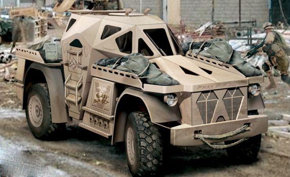 The Pentagon Enlists the Racing Mind-Set