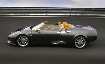 2006 Spyker C12 LaTurbie