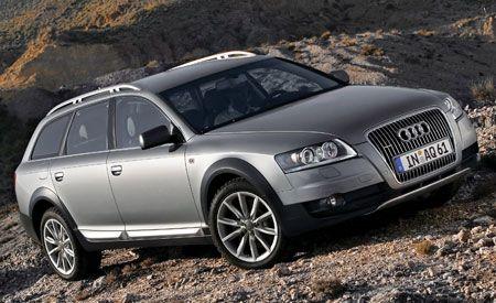 2007 Audi A6 Allroad Quattro
