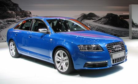 Audi S Reviews Audi S Price Photos And Specs Car And Driver - S6 audi
