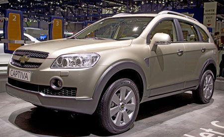 2007 Chevrolet Captiva