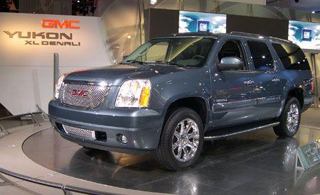 2007 Chevrolet Suburban/ GMC Yukon XL/ GMC Yukon Denali XL