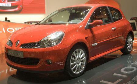 2007 Clio Renault Sport