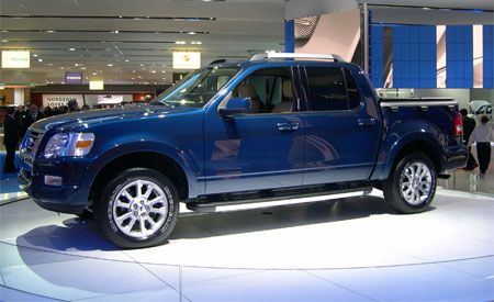 2011 Ford Explorer Limited 4wd Test Review Car And Driver