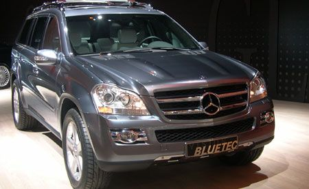 2007 Mercedes-Benz GL320 BlueTec