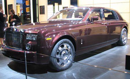 2007 Rolls-Royce Phantom Extended Wheelbase