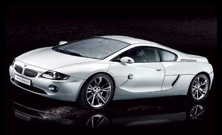 BMW Working on a Super-Z