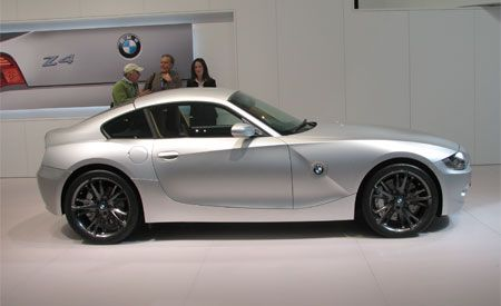 Bmw Z4 Coupe Concept