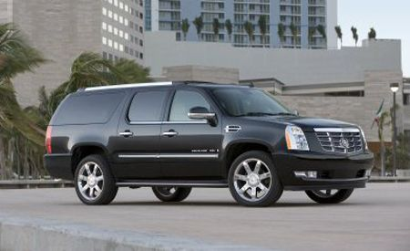 Cadillac Posts 2007 Escalade Pricing