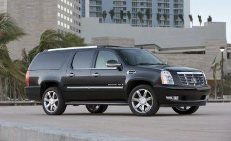 Cadillac Posts 2007 Escalade Pricing
