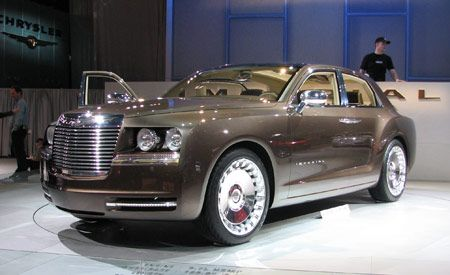 Chrysler imperial concept car