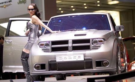 Mercedes Benz Cpo >> Dodge Hornet Concept