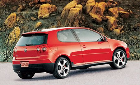 Hurray! U.S.-Bound GTI Doesn't Get Spayed