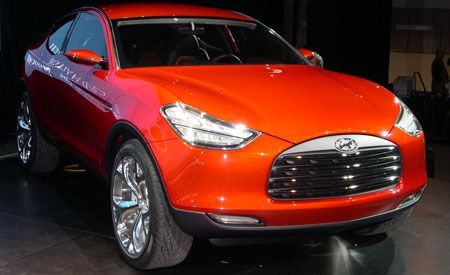 Hyundai HCD-9 Talus Concept