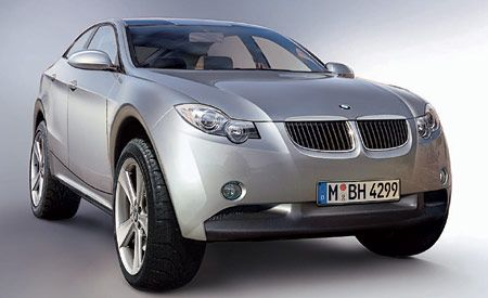 Is BMW Going Sport-Ute Crazy?