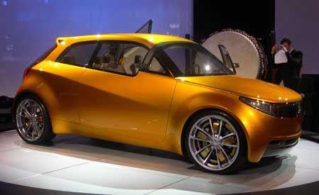 Mitsubishi Concept CT