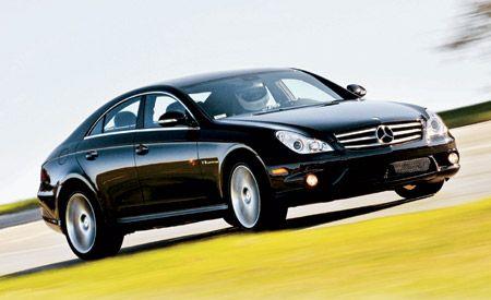 2006 Mercedes-Benz CLS55 AMG
