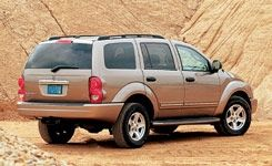 2005 Dodge Durango 4WD Limited