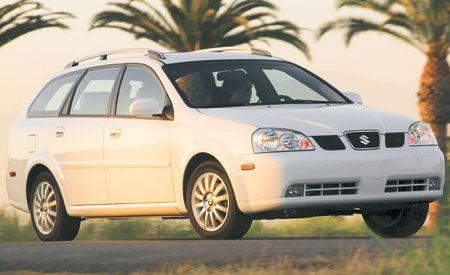 Suzuki Forenza Car Reviews
