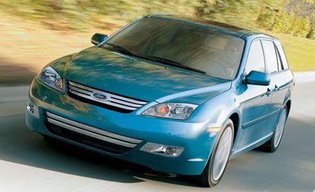 2006 Ford Futura Sprint GT/A Wagon