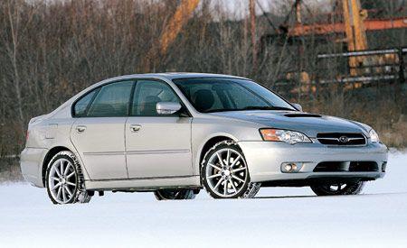 2006 Subaru Legacy 2.5GT spec.B