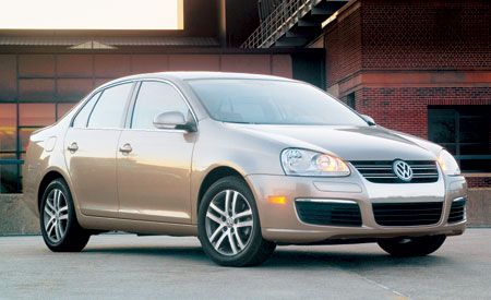 2006 volkswagen jetta tdi short take road test reviews car and driver. Black Bedroom Furniture Sets. Home Design Ideas