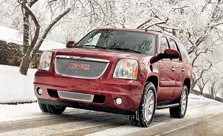 2007 GMC Yukon Denali  Short Take Road Test  Reviews  Car and