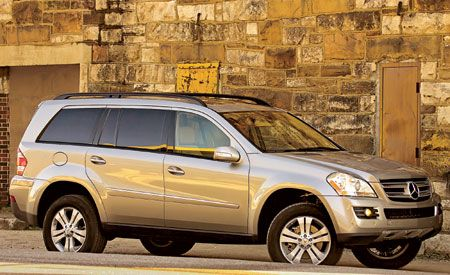 2007 Mercedes-Benz GL450