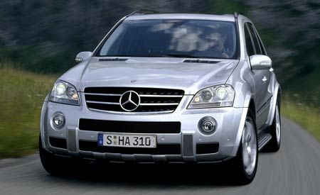 2007 Mercedes-Benz ML63 AMG