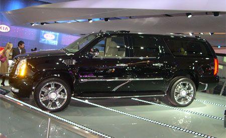 2007 Cadillac Escalade ESV/EXT