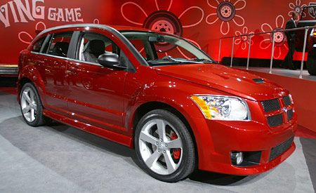 2007 Dodge Caliber SRT-4