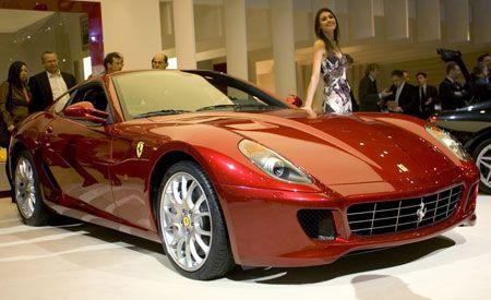 2007 Ferrari 599GTB