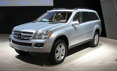 2007 Mercedes-Benz GL450