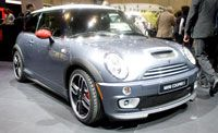 2007 Mini Cooper S John Cooper Works Grand Prix