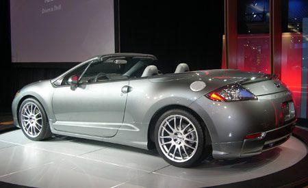 2007 Mitsubishi Eclipse Spyder