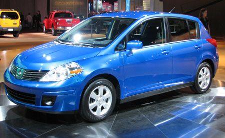 2008 Nissan Versa Pricing Posted Rh Caranddriver Com 2007 Nissan Versa  Manual Mpg 2007 Nissan Versa