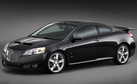 2007 Pontiac G6 GXP Concept