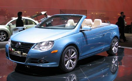 2007 volkswagen eos. Black Bedroom Furniture Sets. Home Design Ideas
