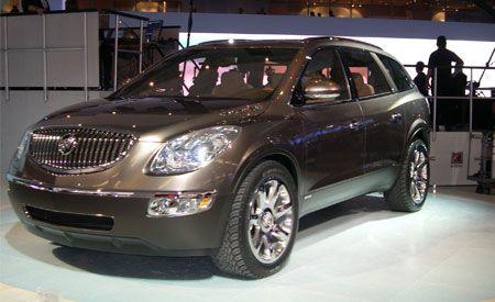 2008 Buick Enclave Concept