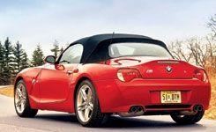 2006 BMW Z4 M Roadster
